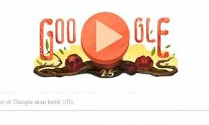 Google Doodle. (Istimewa/Google.com)