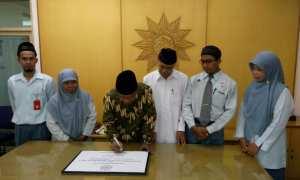 SD Muhammadiyah Pakel dan PCM berinisiatif melakukan pembangunan gedung baru. (IST/Dok SD Muhammadiyah Pakel)