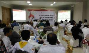Suasana Mukerda PMI DIY di nDalem Agung Palagan, Sabtu (6/1/2018). (Harian Jogja/Abdul Hamid Razak)