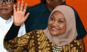Cawagub Partai Gerindra, PKB, PKS, dan PAN dalam pilkada atau Pilgub Jateng 2018, Ida Fauziah. (JIBI/Solopos/Antara/R. Rekotomo)