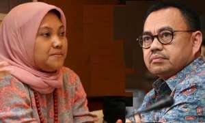 Ida Fauziah dan Sudirman Said. (Dedi Gunawan/Nurul Hidayat/JIBI/Bisnis)
