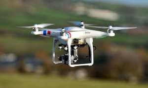 Ilustrasi drone (Mashable)
