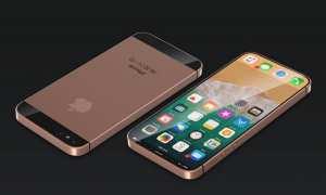 Ilustrasi konsep Iphone SE 2 (macrumors.com)