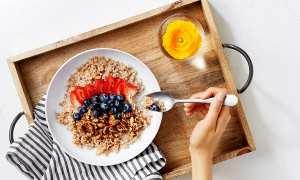 Ilustrasi sarapan sehat untuk pelaku diet (Popsugar.com)
