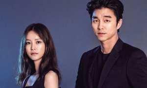 Jung Yoo Mi (kiri) dan Gong Yoo (Soompi)