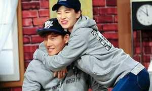 Kim Jong Kook dan Song Ji Hyo (Soompi)