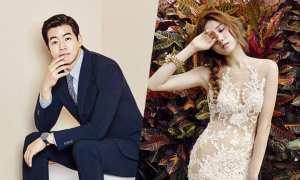 Lee Sang Yoon [kiri] dan Lee Sung Kyung (Soompi)