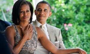 Michelle Obama dan Barack Obama (Instagram @barackobama)