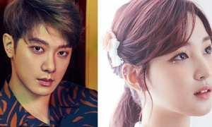 Minhwan dan Yulhee (Allkpop)