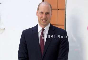 Pangeran William dengan potongan rambut baru (Instagram @businessinsideruk)
