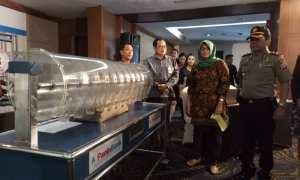 PaninBank menggelar pengundian Panin Super Bonanza 2017 periode 22 di Hotel Royal Ambarrukmo, Jogja, Jumat (12/1/2018).(Harian Jogja/Rima Sekarani I.N.)