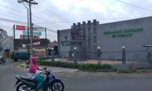 Simpang empat Pedan, Jl. Karangwuni - Pedan, Kecamatan Pedan, Klaten, Jawa Tenga, Rabu (3/1/2018). (Cahyadi Kurniawan/JIBI/Solopos)