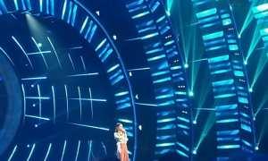 Amevia di babak showcase 1 Indonesian Idol 2018, Senin (15/1/2018). (Instagram @indonesianidolid)