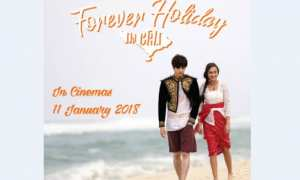 Poster Forever Holiday in Bali (Istimewa)