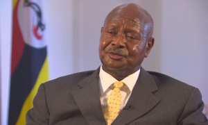 Presiden Uganda, Yoweri Museveni (Cnn.com)