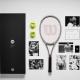 Raket Edisi Platinum Roger Federer Dijual Rp332 Juta