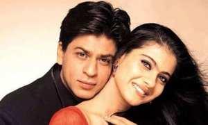 Shah Rukh Khan dan Kajol (Indian Express)