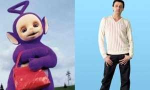 Simon Shelton, si pemeran Tinky Winky. (Pictagram)