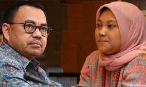 Sudirman Said dan Ida Fauziah. (Dedi Gunawan-Nurul Hidayat/JIBI/Bisnis)
