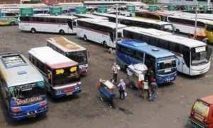Situasi Terminal Terboyo Kota Semarang. (JIBI/Solopos/Antara)