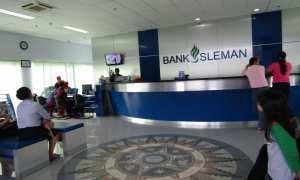 Bank Sleman. (Harian Jogja/Ujang Hasanudin)