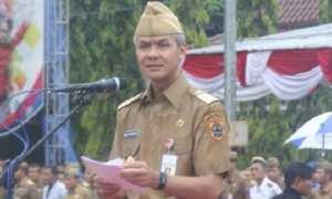 Gubernur Jateng Ganjar Pranowo. (Instagram-@ganjar_pranowo)