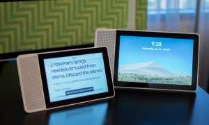 Lenovo Smart Display dengan Google Assistant. (Istimewa/9to5Google)