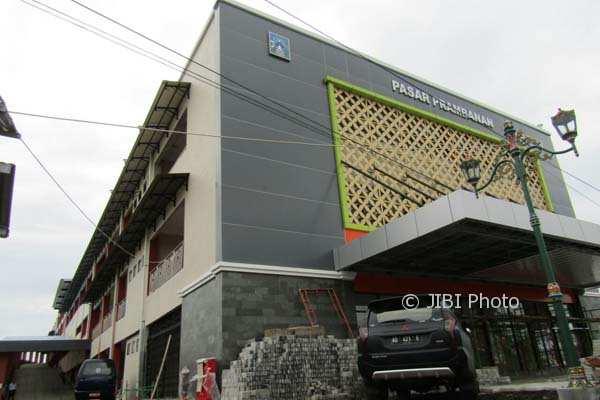 Pasar Prambanan (Abdul Hamied Razak/JIBI/Harian Jogja)