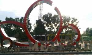 Taman Meteseh di Kelurahan Meteseh, Kecamatan Tembalang, Kota Semarang, Jateng. (Facebook.com-Ayd Purwoko)
