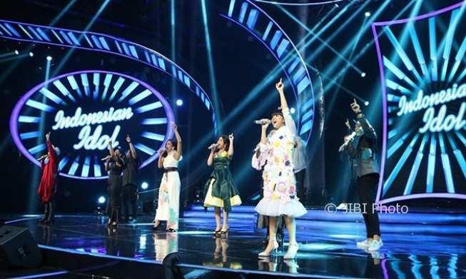 10 Kontestan Indonesian Idol 2018 (Instagram @indonesianidolid)