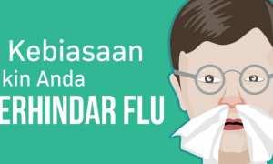 Tips kesehatan hindari flu (Whisnu Paksa/JIBI/Solopos)