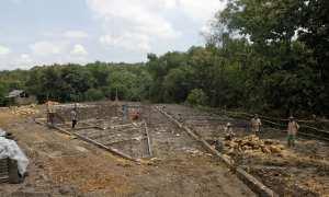 Lokasi rumah baru warga terdampak penataan Kali Anyar di Jatirejo RT 003/RW 039, Mojosongo, Jebres, Solo, Senin (12/2/2018). (Nicolous Irawan/JIBI/Solopos)