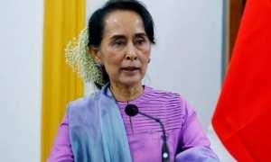 Aung San Suu Kyi (Reuters)