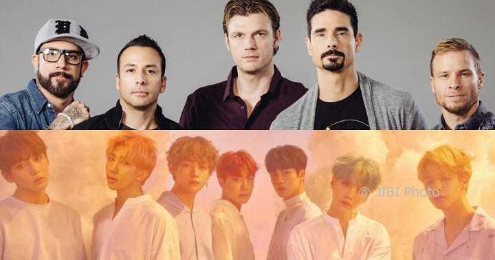 BSB dan BTS (Allkpop)