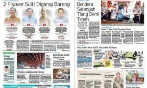 Harian Umum Solopos edisi Jumat 9 Februari 2018 (Solopos.com)