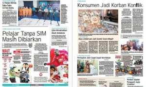Harian Umum Solopos edisi Rabu 21 Februari 2018
