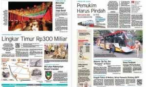 Harian Umum Solopos edisi Selasa 6 Februari 2018