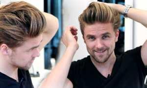 Ilustrasi menata rambut (Youtube)
