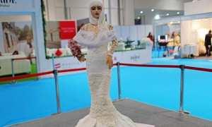 Kue manekin Lulwa (Reuters)