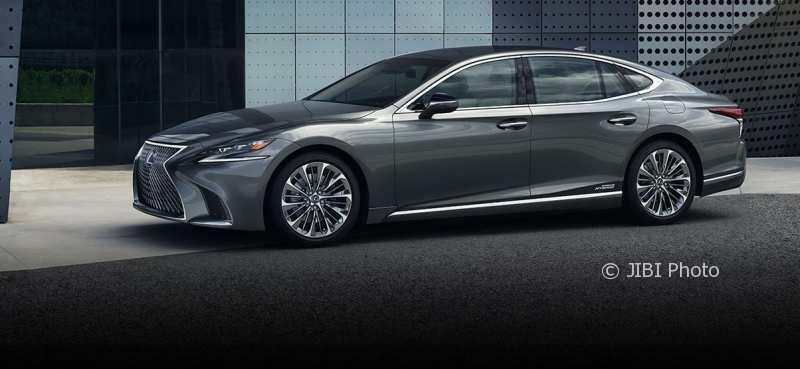 Lexus LS 500. (Istimewa/Lexus.com)