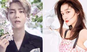 Luhan dan Xiaotong (Allkpop)