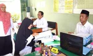 Proses penilaian oleh Kantor Kemenag Kabupaten Bantul di Matsamaba, Rabu (31/1/2018). (IST/Dok Matsamaba)