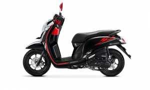 New Honda Scoopy varian terbaru (asrtra-honda.com)