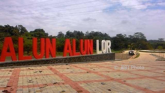 Alun-Alun Lor Boyolali di kawasan Tegalwire, Kecamatan Mojosongo, Boyolali, Selasa (6/2/2018). (Akhmad Ludiyanto/JIBI/SOLOPOS)