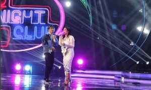 Penampilan Kevin dan Marion Jola di final result spektakuler show top 10 Indonesian Idol 2018 (Instagram @indonesianidolid)