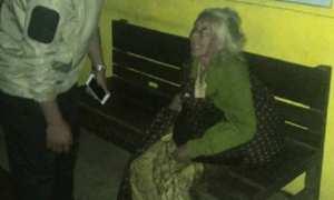 Nenek-nenek asal Jl. Dawung, Kelurahan Pudakpayung, Kecamatan Banyumanik, Kota Semarang, Jateng yang kerap meghilang dari rumahnya. (Facebook.com-Budi Sulistiyanto)