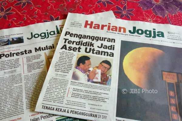 Harian Jogja edisi Kamis (1/2/2018)