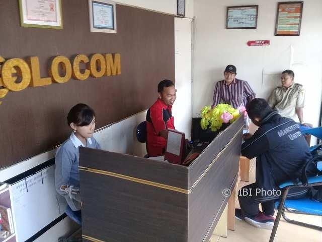 Warga mendaftar kursus komputer di salah satu lembaga kursus wilayah Klaten, Senin (12/3/2018). (Taufiq Sidik Prakoso/JIBI/Solopos)