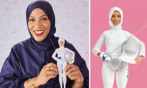 Barbie Ibtihaj Muhammad (Mattel.com)