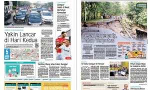 Harian Umum Solopos edisi Selasa 13 Maret 2018